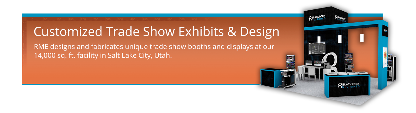 Customized Tradeshow Exhibits and Design